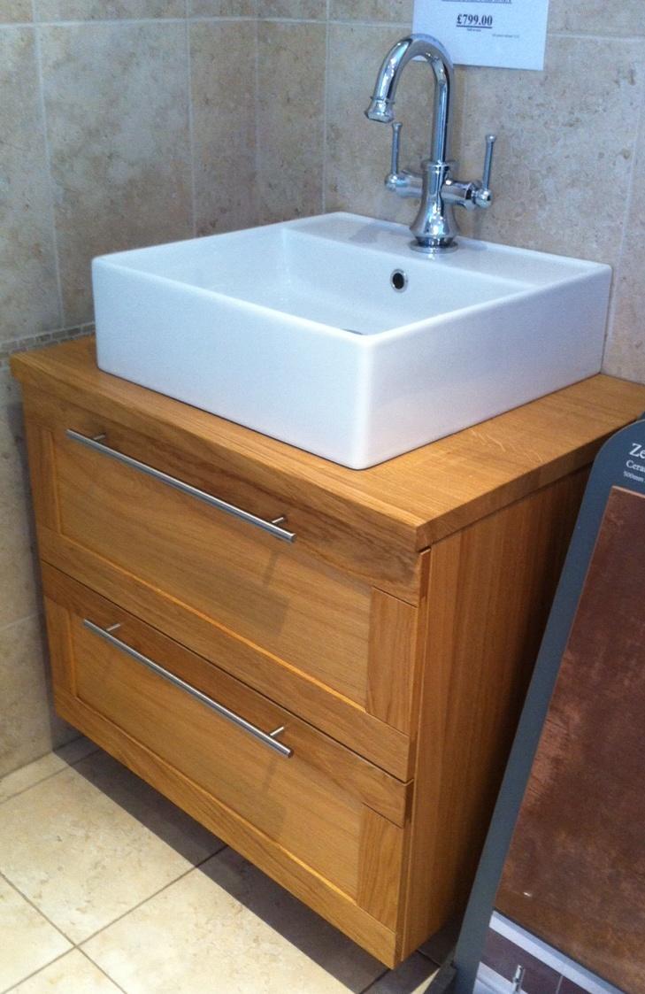 Ex display bathroom furniture uk - Miller Vanity Unit