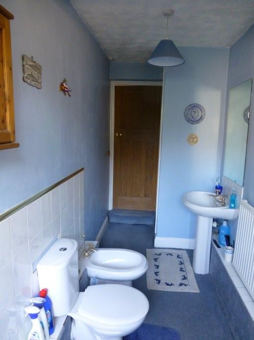 Long Bathroom Design long narrow bathroom design - earley - tile and bathroom place